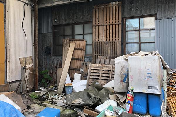 ゴミ屋敷の片付け・汚部屋の片付け手伝い