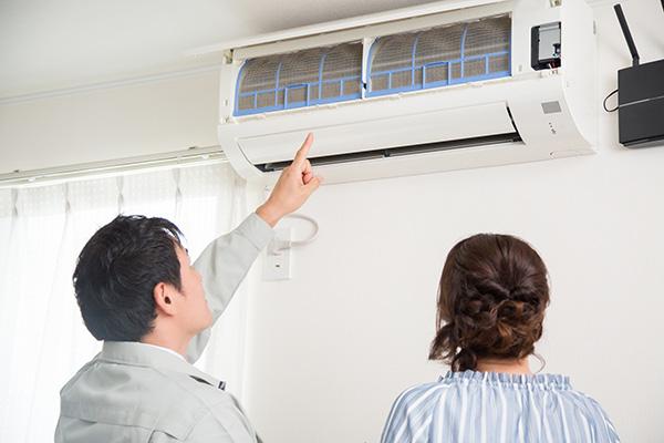 エアコンのガス漏れ検査・ガス補充サービス