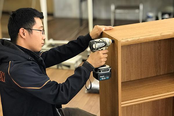 家具の移動・組立サービス